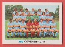 Coventry City Team